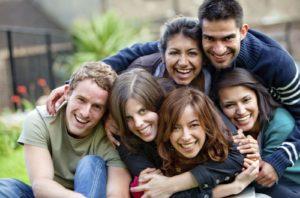 Взаимоотношения двойки с окружающими людьми